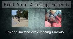Check my results of Find Your Amazing Friend Facebook Fun App by clicking Visit Site button