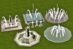 Osudenny Fountains 2011