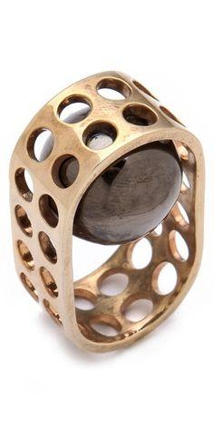 Kelly Wearstler Hooded Ball Ring