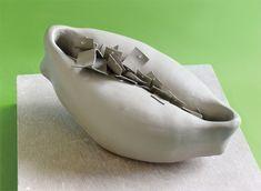 大曽根美術研究所 愛知県 #粘土 #立体構成 Cubism, Sculptures, Clay, Ceramics, Projects, Sculpture, Clays, Ceramica, Log Projects