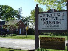 Whitchurch-Stouffville Museum