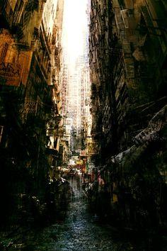Slumscraper by fxEVo on deviantART