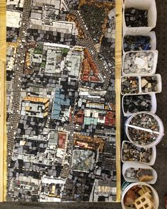 Vertical Aerial: A Monumental 3 Ton Aerial Mosaic of Johannesburg sculpture mosaics Johannesburg Africa aerial Johannesburg Africa, Aerial Images, South African Artists, Colossal Art, Site Hosting, City Illustration, Tile Murals, Mosaic Projects, City Maps