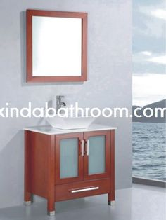 Xinda Bathroom Cabinet Co.,LTD provide the reliable quality wooden sink vanity units and vanity sink units and toilet and sink vanity units with CE,SASO,Cupc approved.