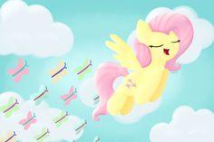 Flying With Butterflies by vcm1824.deviantart.com on @DeviantArt