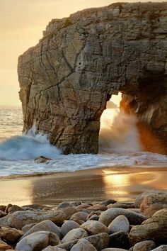 Oregon Coast - 15 Most Beautiful National Parks in America