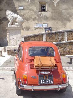 Es geht ein Fiat auf Reisen ...