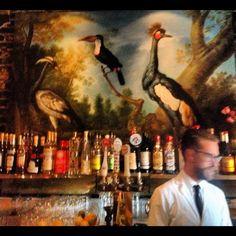 Bar Stella, Los Angeles.