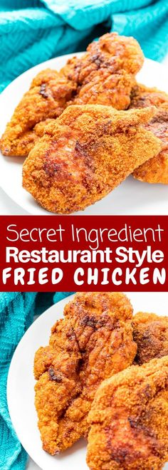 Low Carb Recipes To The Prism Weight Reduction Program You'll Never Guess The Secret Ingredient In This Restaurant Style Fried Chicken. It Makes For A Sweet And Crispy Crust That Just So Happens To Be Gluten-Free. Easy Soup Recipes, Dinner Recipes, Cooking Recipes, Meat Recipes, Dinner Ideas, Cake Recipes, Dessert Recipes, Sin Gluten, Recipes