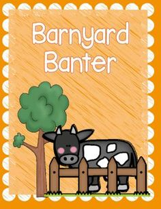 Barnyard Banter Reading Comprehension Activities from Staying Cool in the Library on TeachersNotebook.com -  (18 pages)  - These activities were made to go along with the book Barnyard Banter.