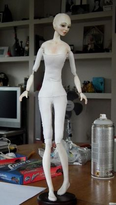 Not necesarily abjd but I think it's neat seeing various ways of doing anatomy for dolls.