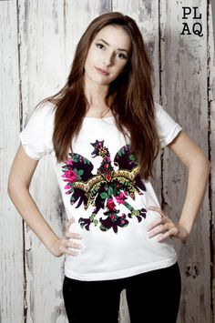 T-shirt PL Luxury Polaquito r.M