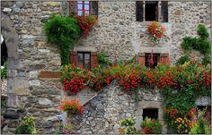 French Heart: Romantic Hilltop Gourdon