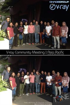 V-Ray Community Meetings | Asia Pacific October 8th, 2013 | Kuala Lumpur