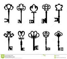 chaves antigas ❤️vanuska❤️                                                                                                                                                                                 Mais