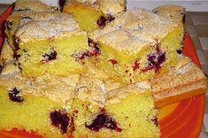 Piškotová bublanina Cornbread, Cheesecake, Ethnic Recipes, Nova, Millet Bread, Cheese Cakes, Cheesecakes, Corn Bread