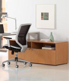 HON's Voi Laminate Desking. Learn more at www.hon.com.