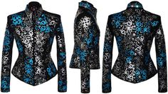 Galactic Couture Jacket - Out of this world!  #Western #Showmanship #ROOTD #HorseShowBling