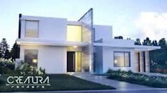 Casas de estilo clásico por Creatura Renders
