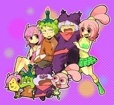 Chowder: this show is a cartoon, but it just shows how more amazing anime is... id love to see an anime Chowder