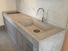 モールテックス使用例 Sink, Kitchen, House, Shopping, Home Decor, Sink Tops, Vessel Sink, Cooking, Decoration Home