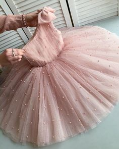Princess dress for girls, powder tulle dress for girls, birthday dress Princess dress for girls powder tulle dress for girls