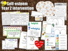Self-esteem/Resilience Year 2 intervention