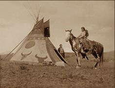 Edward Curtis. I love this one.