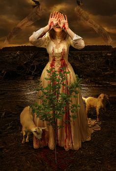 Come una bestia ferita,che cerca rifugio nel bosco, corro veloce e non mi accorgo delle tracce di sangue che lascio dietro me Nora scriveva poesie, appena era libera dagli impegni mondani si culla...