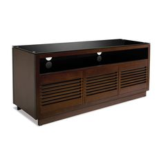 Bell'O WMFC602 63-inch Chocolate TV Stand for TVs up to 70 inches