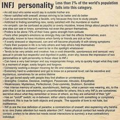 #infj. It's actually pretty terrible. Always feeling misunderstood and wanting nothing more than the one person that gets us.