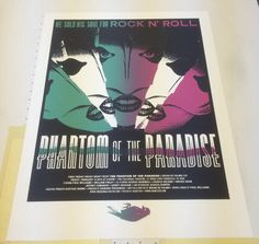 Phantom of the Paradise by Hauntlove on Etsy, $30.00