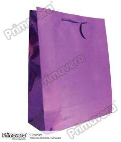 Bolsa Regalo Holográmica http://envoltura.papelesprimavera.com/product/bolsa-regalo-primavera-hologramica-05/