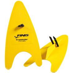 Promueve codos altos y a alargar la extensión del brazo, ayudando a conseguir una entrada correcta de la mano. http://piscimania.com/categoria-producto/material-deportivo-natacion/palas/