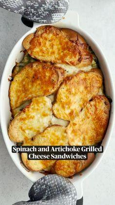 Good Food, I Love Food, Yummy Food, Brunch Recipes, Appetizer Recipes, Dinner Recipes, Vegetarian Recipes, Cooking Recipes, Artichoke