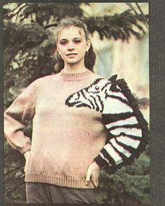 i would totally sport this sweater