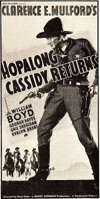 Hopalong Cassidy Returns - Nate Watt - 1936