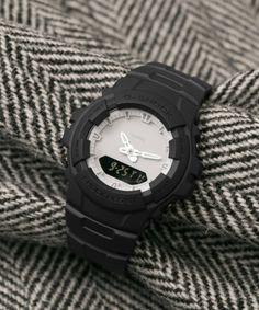 Urban Research x G-Shock 2018 Collaboration Watch G Shock Watches, Casio G Shock, New G Shock, Nerd Chic, Casual Formal Dresses, Casio Watch, Fashion Brand, Smart Watch, Fashion Accessories