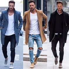 @magic_fox got immense coat game! Which one is your favorite? #mensfashion_guide