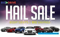 #salvageauction #hail #cars #trucks #suv #4x4 #awd #pickups #usa www.bidgodrive.com