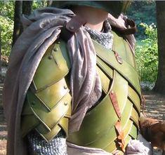 Elf Armor by Jathoris on DeviantArt Cosplay Weapons, Cosplay Armor, Diy Costumes, Cosplay Costumes, Costume Ideas, Dragon Scale Armor, Elf Armor, Elven Princess, Viking Armor