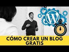 ¿Quieres saber cómo crear un blog? ¿Es gratis? ✅ Aprende a crear un blog PROFESIONAL en Wordpress paso a paso ✅ Ventajas y desventajas, ✅ WordPress, Wix, Blogger, Weebly o Medium, alternativas, mi experiencia, elegir el nombre y hosting, comprar el dominio, elegir plantilla... ✅ TODO para CREAR un BLOG >>