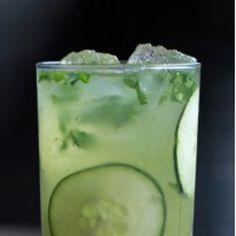 Cucumber Mint Fume Blanc Fizz