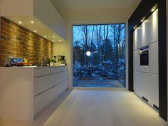 Moderni keittiö, Harri, 55042575e4b02e4613054f9f - Etuovi.com Sisustus