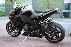 Buell 1125 R by Lazareth | One-off carbon fiber body work | France