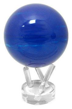 Neptune - MOVA Solar Powered Globe (Free Shipping) MOVA world globe uses solar power, as well as the force of planet earth's magnetic field to perpetually revolve on virtually any* surface.  The globe rotates in continuous motion as if by magic on an elegant clear acrylic stand. No batteries or wires are required. This unique MOVA world globe makes for a truly stylish and exceptional corporate gift or award.