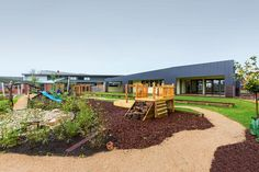 Phoenix College Early Learning Centre by Arkit Learning Centers, Early Learning, Phoenix College, School Building, Child Care, Prefab, Sustainability, Architecture Design, Centre
