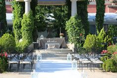 La ceremonia civil en el Castillo de Viñuelas