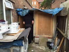Rogue Landlord Found Renting Out Shack in Wembley