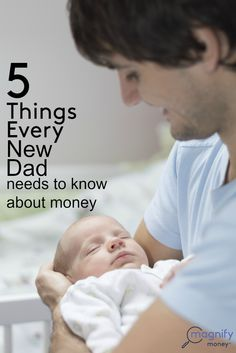 Being a #dad is awesome, but even with my financial background, I've learned a lot about saving money, automating expenses, and more: http://www.magnifymoney.com/blog/life-events/5-things-every-new-dad-needs-know-money1137761666/